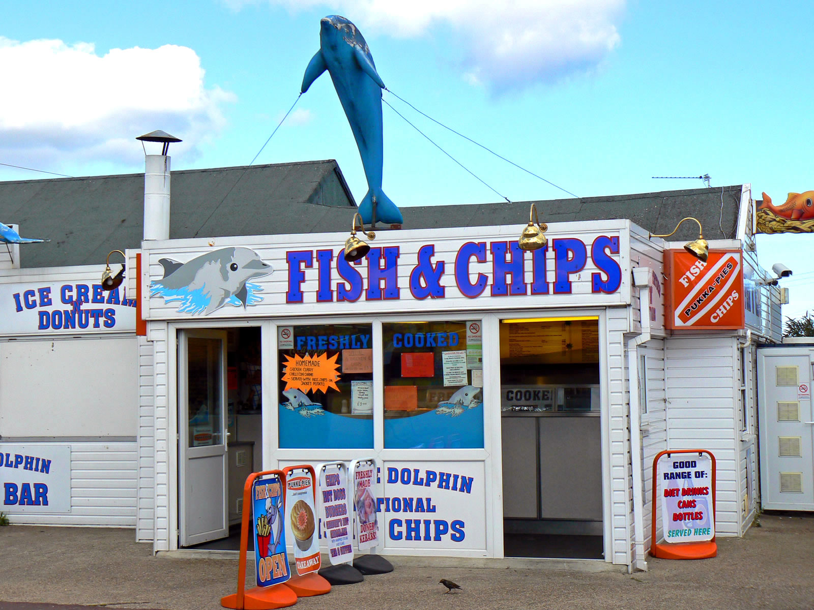 Hemsby norfolk including hemsby beach for The fish shop