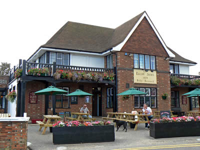 The Oak Inn Cafe