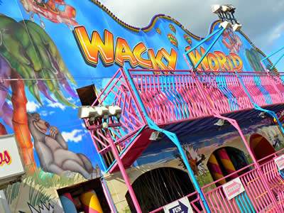 Wacky World Ride