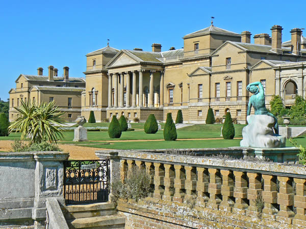 Norfolk Holkham Hall