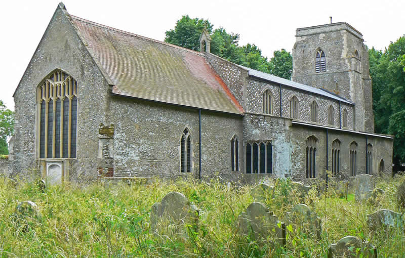 Holt Church