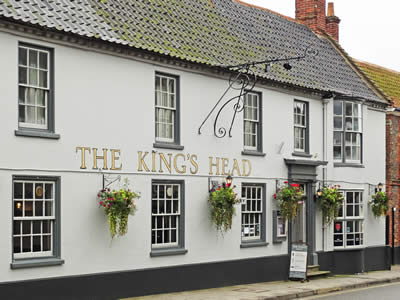 Holt Kings Head