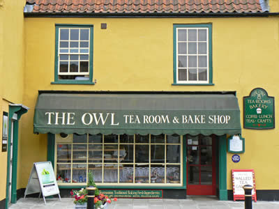 Owl Tea Rooms