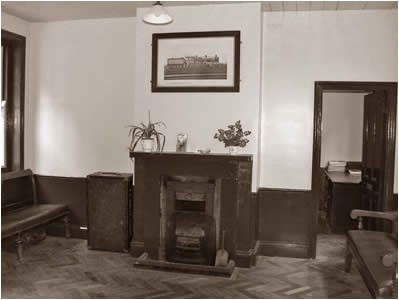 Holt Booking Hall