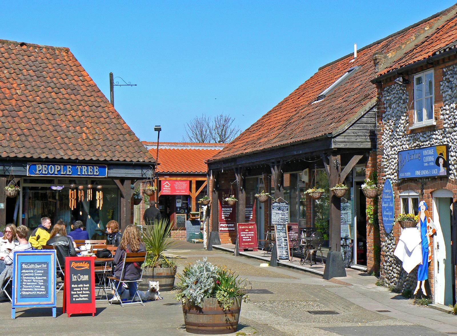 Places to shop online uk
