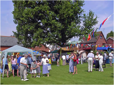 The village fete