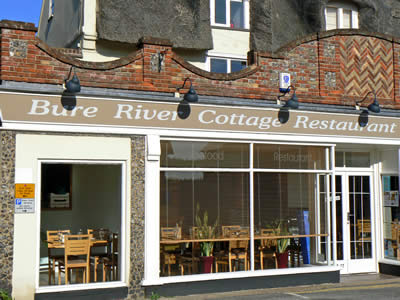 Bure River Cottage Restaurant