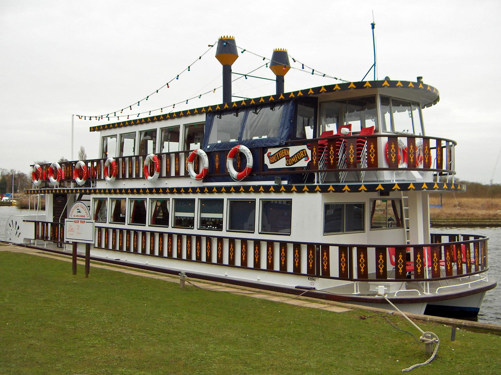Horning Norfolk Broads Including Lower Street Horning Ferry