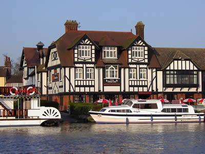Norfolk Broads Pub