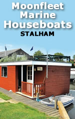 Moonfleet Marine Houseboats