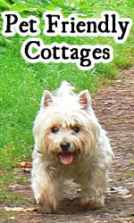 Pet Friendly Cottages