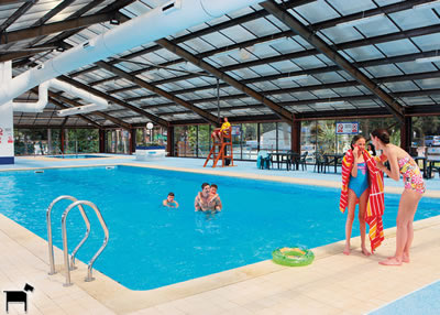 Norfolk holiday park caravans and chalets - Campsites in norfolk with swimming pool ...
