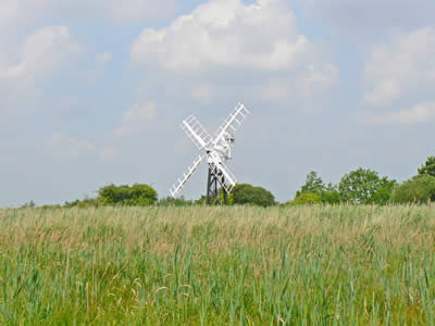Drainage Mill View