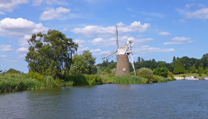 Turf Fen Mill