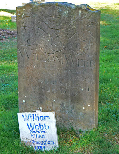 William Webb Grave