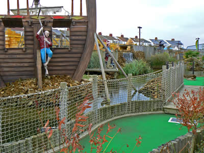 Hunstanton Adventure Golf