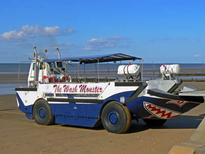 Hunstanton Wash Monster