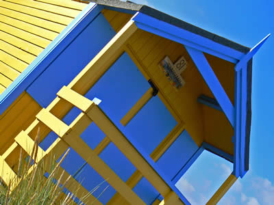 Hunstanton Beach Hut
