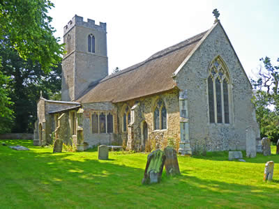 Irstead Church