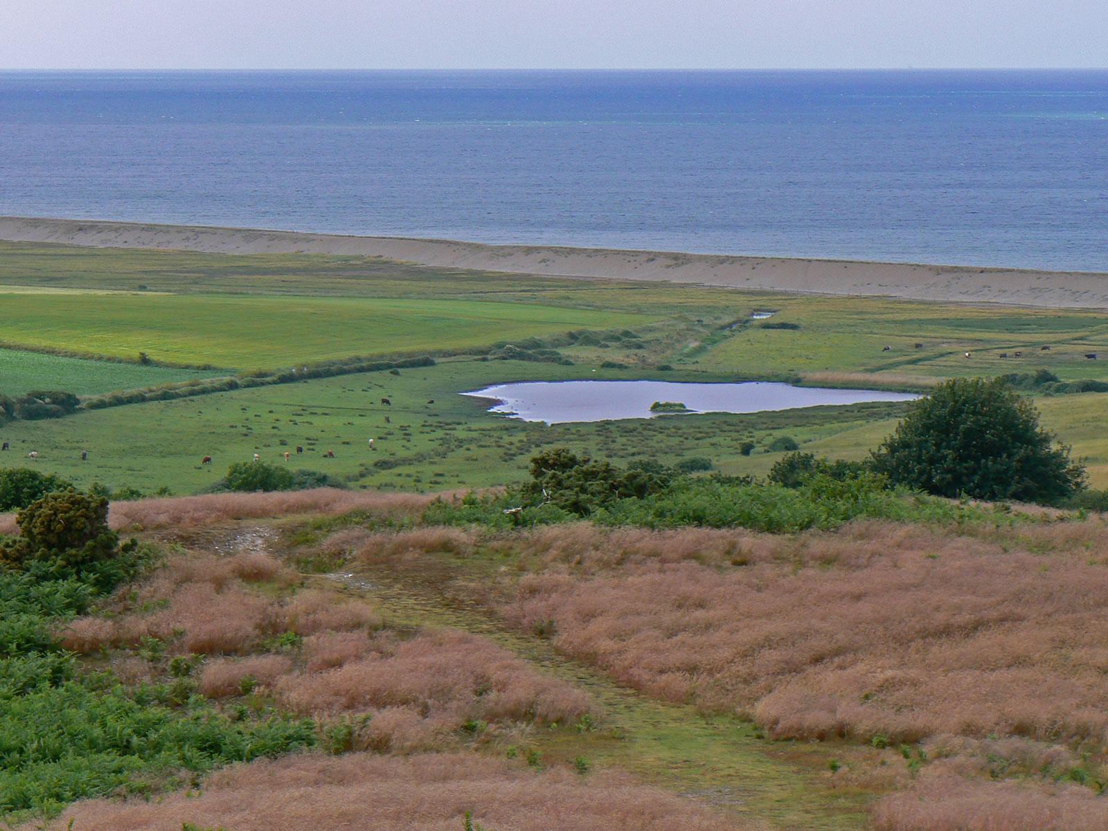 Weybourne North Norfolk Coast Including Kelling Heath