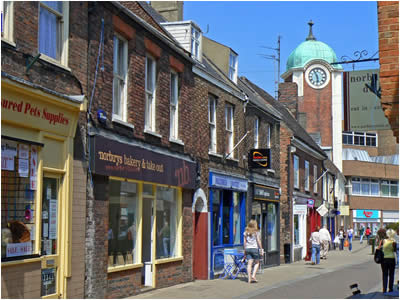 Kings Lynn Shopping
