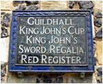 Guildhall Sign