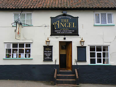 Loddon Angel Pub