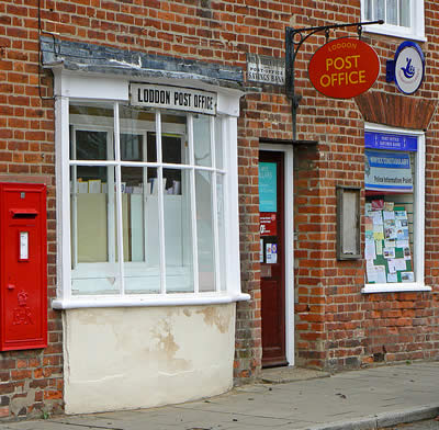 Loddon Post Office