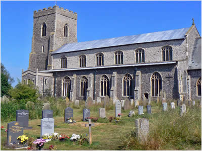Ludham Church