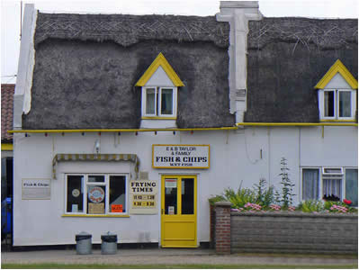 Martham Chip Shop