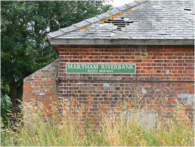 Martham Riverbank