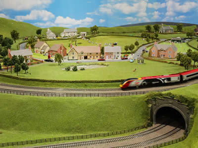 Great Britain Model Layout