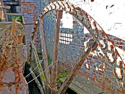 Mill Waterwheel