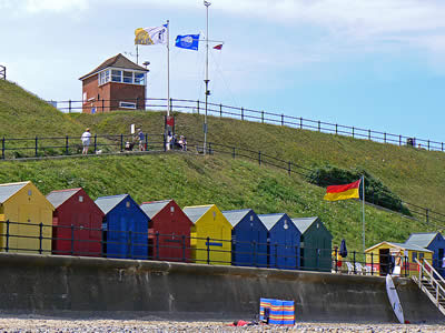 Mundesley Seafront