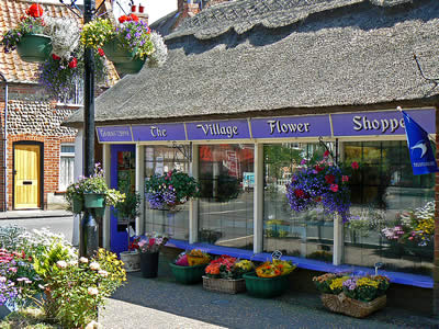 Mundesley Flower Shop