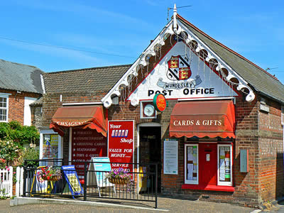 Mundesley Post Office