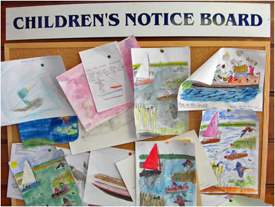 Children's Noticeboard