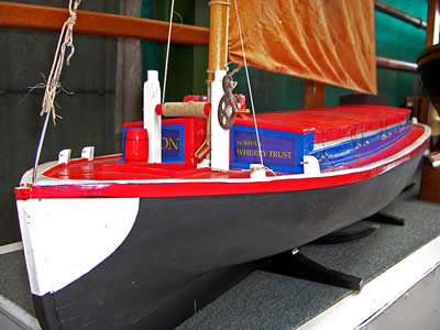 Model Wherry Albion