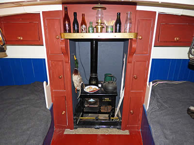 Wherry Inside