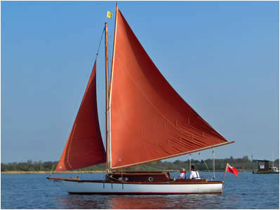 Norfolk Broads Yacht