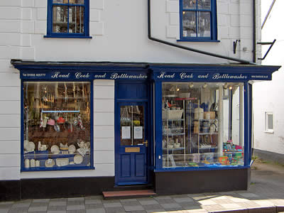 North Walsham Shop