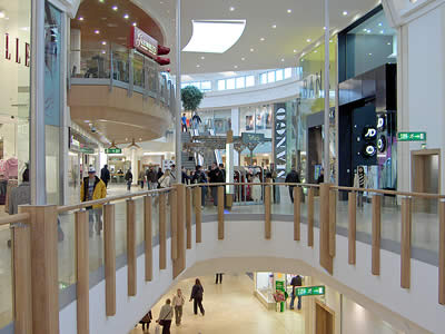 Norwich Chapelfield Mall