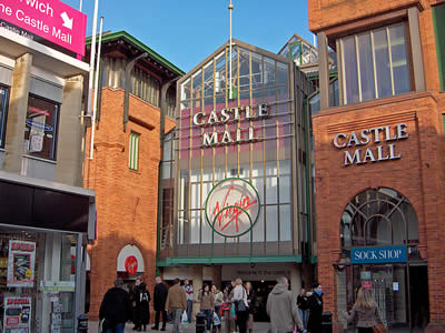 Norwich Castle Mall