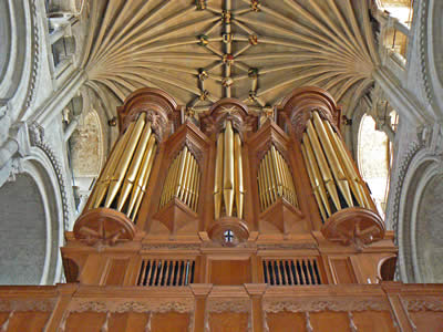 Norwich Cathedral Organ
