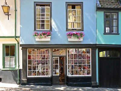Elm Hill Shop