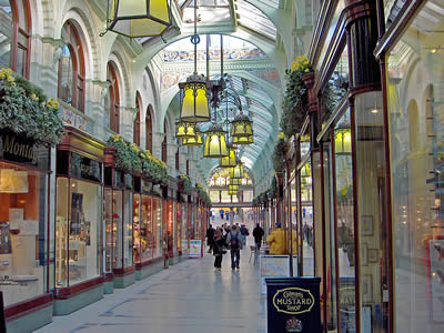 Norwich Royal Arcade