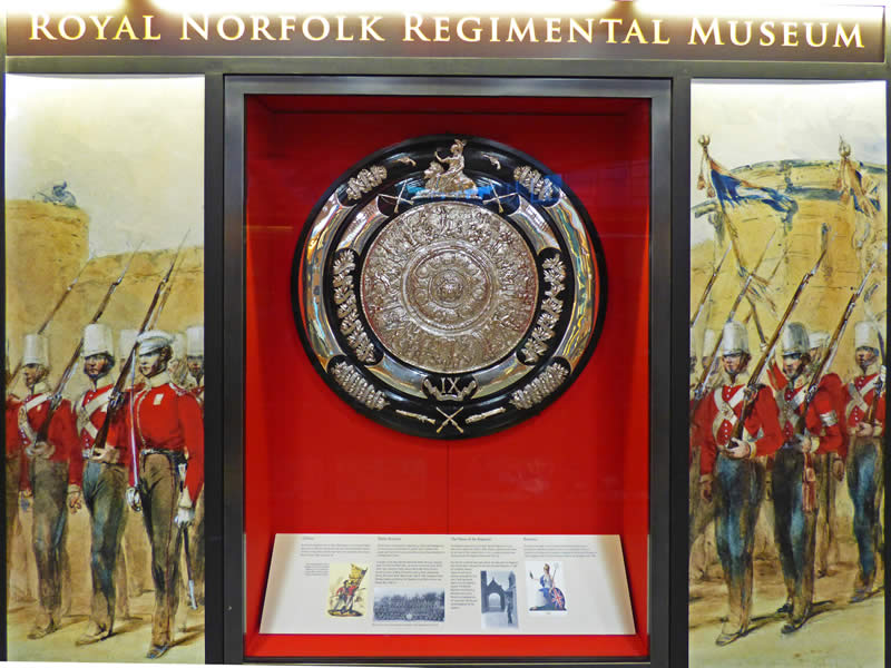 Royal Norfolk Regimental Museum