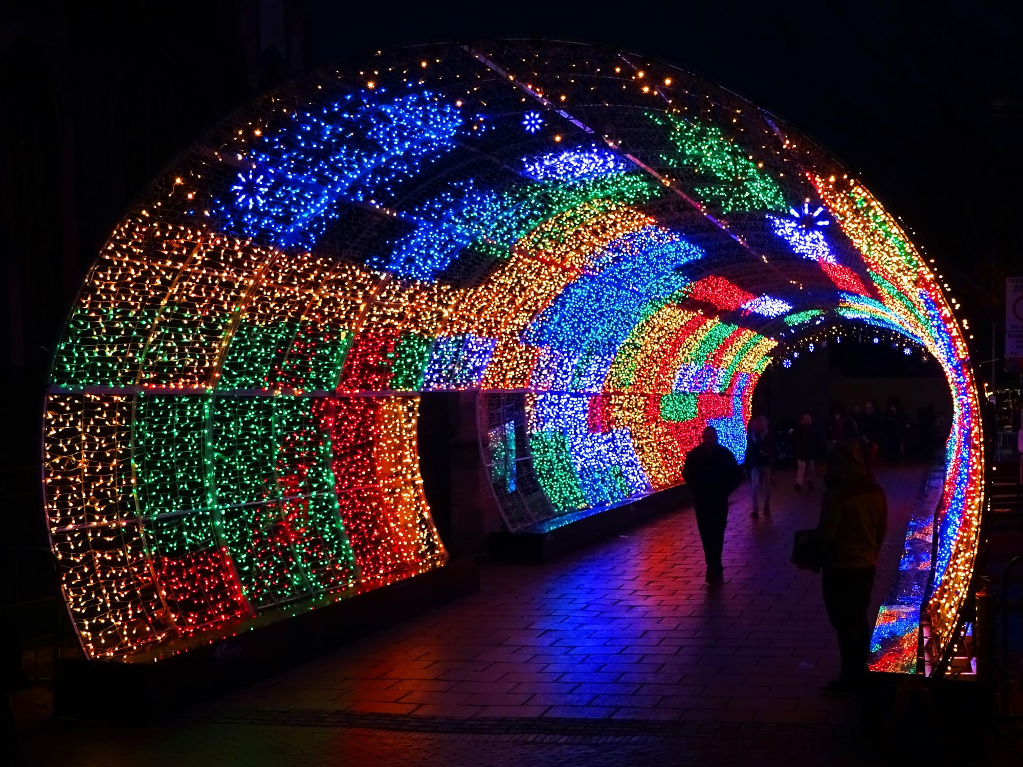 Norwich Christmas Xmas Lights Norfolk
