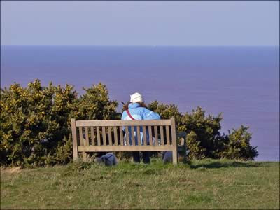 Clifftop Seat