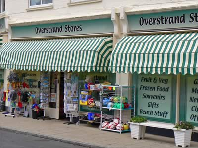 Overstrand Stores